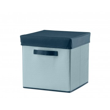 STORAGE BOX – ROOM COLLECTION – FROSTY BLUE